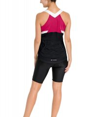 Vaude Womens Advanced Top  - black pink