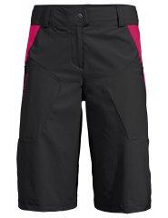 Vaude Womens Altissimo Shorts II - black