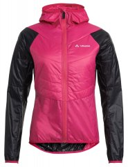 Vaude Womens Minaki Light Jacket - bramble