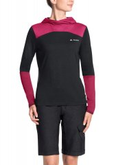 Vaude Womens Tremalzo LS Shirt - bramble