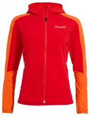 Vaude Womens Moab Jacket IV - mars red