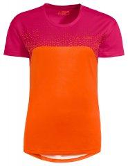 Vaude Womens Moab T-Shirt VI - tangerine