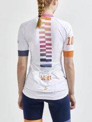 Craft Adv Hmc Endur Graphic Jersey Damen - white