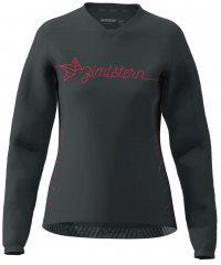 Zimtstern EcoFlowz Shirt LS Women - pirate black