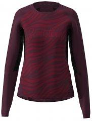 Zimtstern Techzone Shirt LS Women - jester red