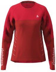 Zimtstern Bulletz Shirt LS Women - jester red