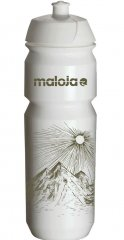 Maloja PineconeM. Multisport Bottle 750ml white
