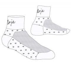 Maloja EtagenmoosM. Sport Socks - white