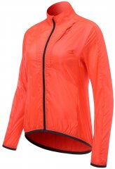 Protective P Rise Up Damen Windjacke - fiery coral