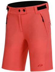 Protective P After Hour Damen Bike Short - fiery coral