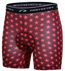 Protective P-Sweet Jane Underpant - deep red