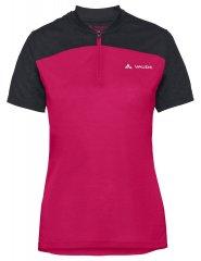 Vaude Womens Tremalzo Shirt IV - bramble