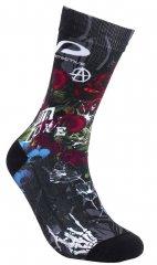 Protective New Rose Socken