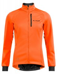 Vaude Womens Posta Softshell Jacket - neon orange